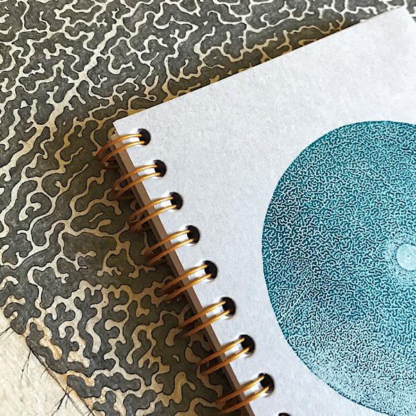 Notizbuch für besseres Wasser